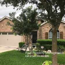 Rental info for 807 Windhurst in the San Antonio area