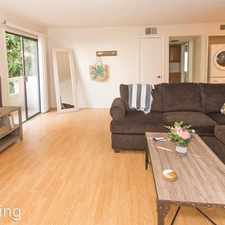 Rental info for 1823 Pelham 4 - FP-AB in the Los Angeles area
