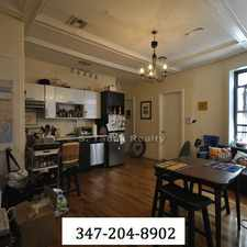 Rental info for 3 Bedroom in the Heart of Crown Heights Brooklyn!! in the New York area