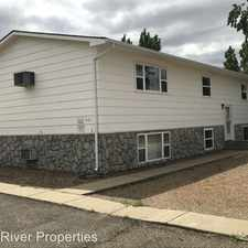 Rental info for 401 7th St SW - #1 in the Dickinson area