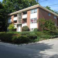 Rental info for Queen and Palmer in the Guelph area