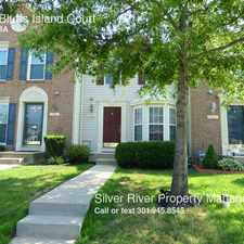 Rental info for 1705 Bluffs Island Court in the Severn area