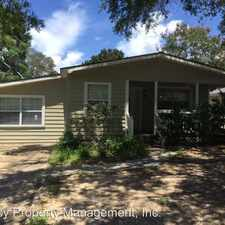 Rental info for 1405 Watson Avenue in the Pensacola area