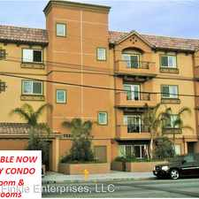 Rental info for 7526 Laurel Cyn Blvd Unit #101 in the Los Angeles area