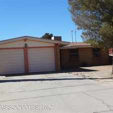 Rental info for 1717 JERRY ABBOTT in the 79936 area