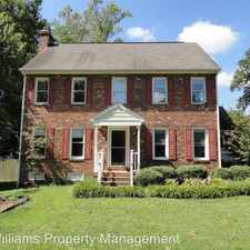 Rental info for 9143 Odey Drive in the Mechanicsville area