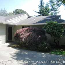 Rental info for 17650 ARBOR LN in the Tualatin area