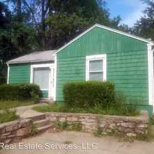 Rental info for 7215 Indiana Ave in the Noble and Gregory Ridge area