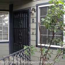 Rental info for 12434 E Tennessee Ci Apt D in the Aurora Hills area