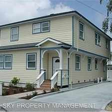 Rental info for 918 Cayuga St - B