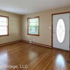 Rental info for 4440 Esther Ave