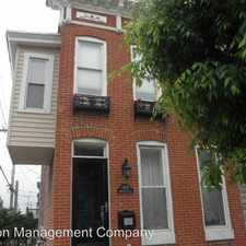 Rental info for 3209 Hudson St. - Unit B in the Baltimore area