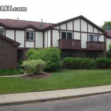 Rental info for $1350 2 bedroom Townhouse in North Suburbs Barrington