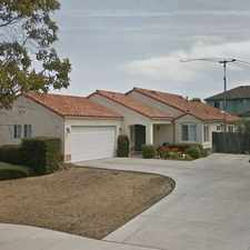 Rental info for Single Level Grover Beach Home