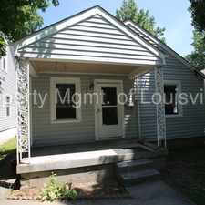 Rental info for 2BD/1BA Single Family Home in the Iroquois area