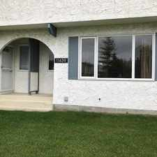 Rental info for 11439 22 Avenue in the Skyrattler area