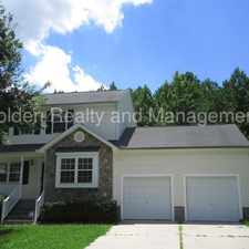 Rental info for Beautifully Updated 3 Bedroom in Central Knightdale Location