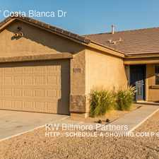 Rental info for 35711 W Costa Blanca Dr
