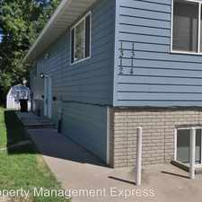 Rental info for 1314 N Duluth Ave in the Sioux Falls area