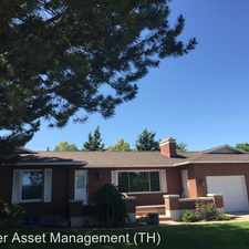 Rental info for 1444 East 1220 North