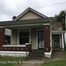 Rental info for 2902 S 5th St in the Louisville-Jefferson area