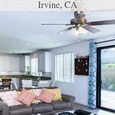 Rental info for This Property Requires A Minimum 31 Days. in the Irvine area