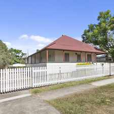 Rental info for RENOVATED FAMILY HOME WITH A POOL & LARGE SHED