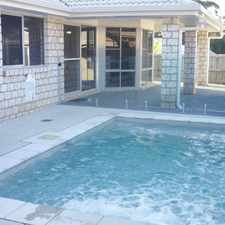Rental info for **APPLICATION APPROVED** 4 BEDROOM HOUSE WITH POOL !!! in the Sunshine Coast area