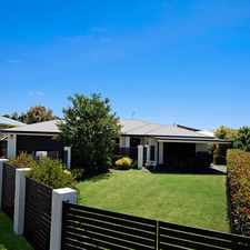 Rental info for Executive living without the executive price tag in the Centenary Heights area