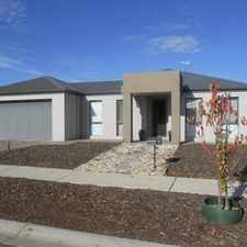 Rental info for FAMILY HOME WITH GREAT YARD & OUTDOOR AREA in the Mildura area