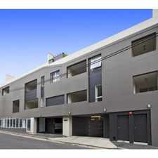 Rental info for LEASED RAY WHITE INNER WEST RENTALS!!!