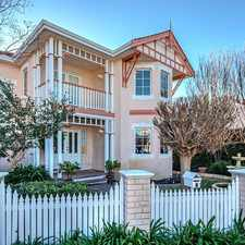 Rental info for MAJESTIC FAMILY HOME in the East Perth area