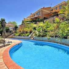 Rental info for 3 Bedroom 2 bathroom Townhouse. in the Cottesloe area