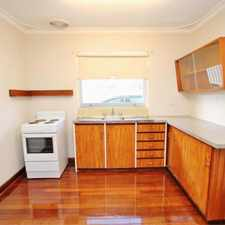 Rental info for 3 Bedroom, 1 Bathroom Family Home on Large Block in the Perth area