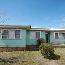 Rental info for Central Location in the Armidale area