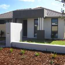 Rental info for LOVELY FAMILY HOME in the Perth area