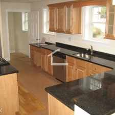 Rental info for 127 Brooks St in the Newton area