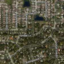 Rental info for House In Move In Condition In Tarpon Springs in the Tarpon Springs area