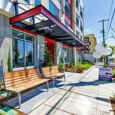 Rental info for Noba Apartments in the Seattle area