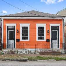Rental info for 507 Sixth Street in the Irish Channel area