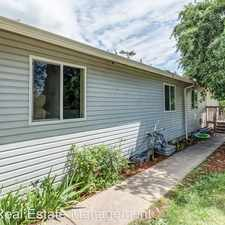 Rental info for 562 H ST. # A