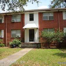 Rental info for 725 Carol Marie #3 in the 70802 area