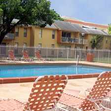 Rental info for Colonial Village Apartments in the Pembroke Pines area
