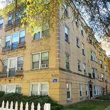 Rental info for 4858 N. Hermitage Ave in the Ravenswood area