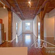 Rental info for 83 Clifton Place in the Clinton Hill area