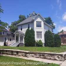 Rental info for 501 Oneida St Down 201 Nicholson