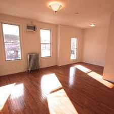 Rental info for 280 Saint Pauls Avenue in the Jersey City area