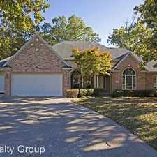 Rental info for 2906 Red Fox Ridge in the 72714 area