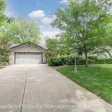 Rental info for 1112 Dry Creek Drive