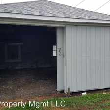 Rental info for 618 East Lincoln Hwy - Garage